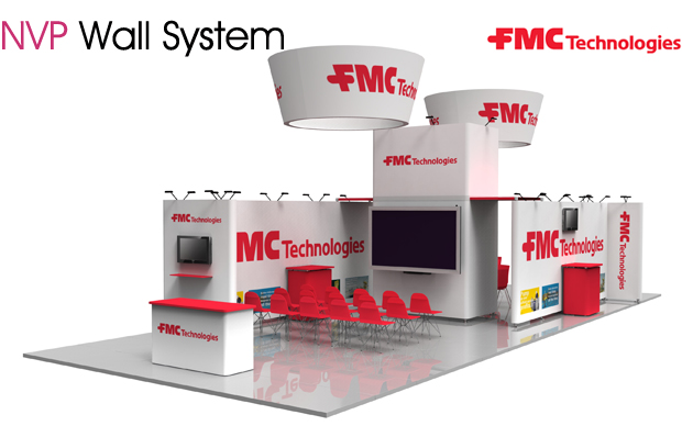 Exhibition stands - FMC