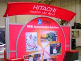 Exhibition stands - Hitachi