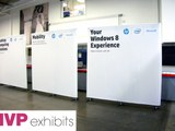 Exhibition stands - HP