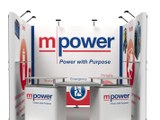 Exhibition stands - mpower