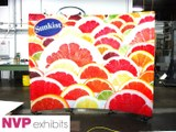 Exhibition stands - Sunkist