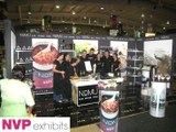 Exhibition stands - food show