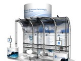 Exhibition stands - GE Water
