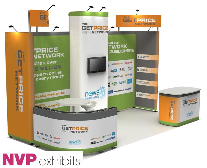 Exhibition Stands Prices : — exhibit exhibition design hire nvp