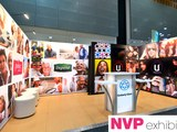 Exhibition stands - Kimberly Clark