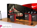 Exhibition stands - Nike