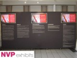 Exhibition stands - TV Mounting
