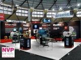 modular exhibition stands and trade show displays