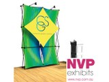 2 x 3 Pop up exhibition stands