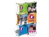 2 x 3 Pop up stand