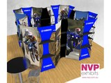 NVP-18 Pop up displays