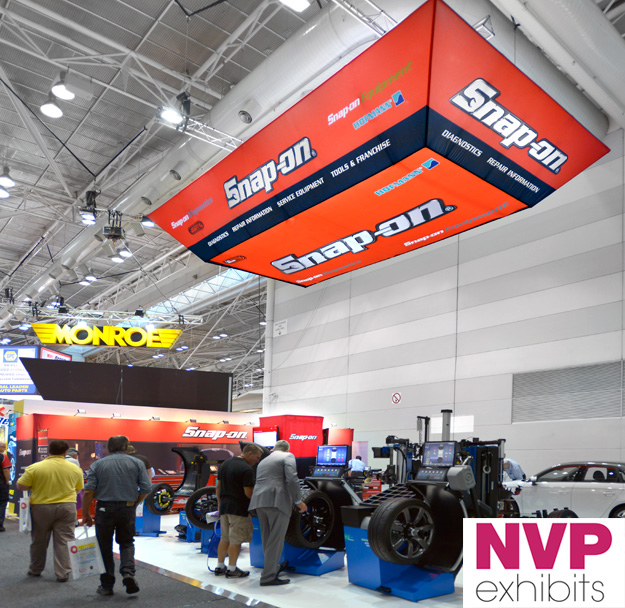 Exhibition stands - SnapOn