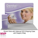 NVP Exhibits -Tool free, high quality and cheap tension fabric display stands