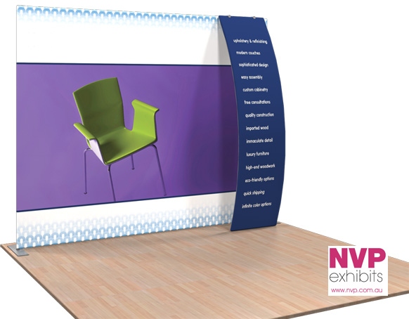 NVP Exhibit 5 - Fabric Display Stand