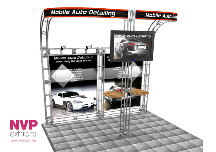 Trade show - Truss Display Stands