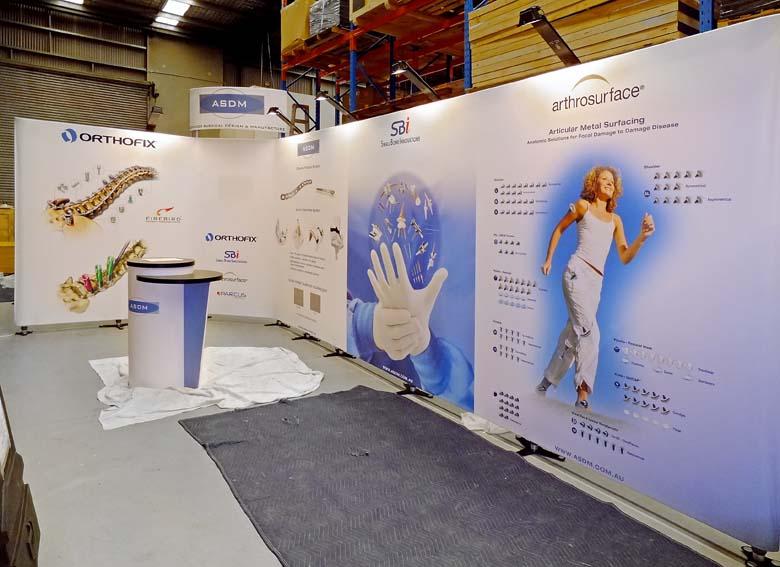 Corner Exhibition Stands Hire : Nvp — exhibit exhibition design hire