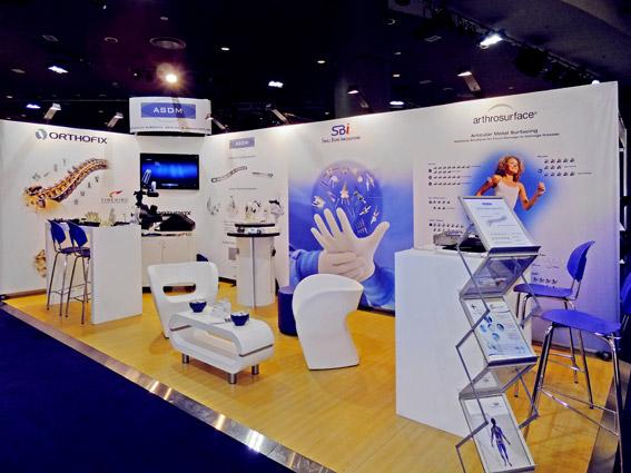 Modular Exhibition Stands Jojo : Nvp — exhibit exhibition design hire