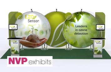 NVP-014 Exhibition Stands