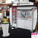 Portable Custom Exhibition Stand - Adaptability and versatility