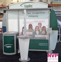 Custom Exhibition Stand - Cognitec