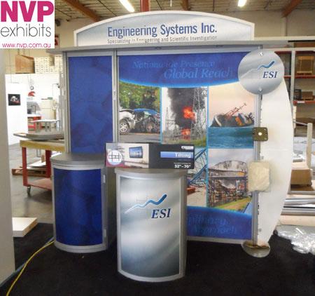 Modular Exhibition Stand Qld : Display stands brisbane