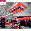 Snap on Tools exhibition stand