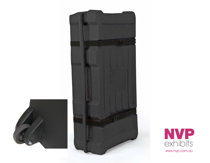 Heavy-duty shipping and storage case