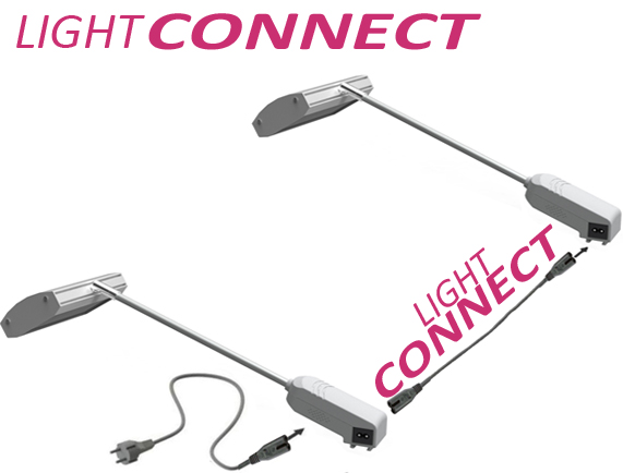LIGHT CONNECT 25W Brightest LED Lights in Australia