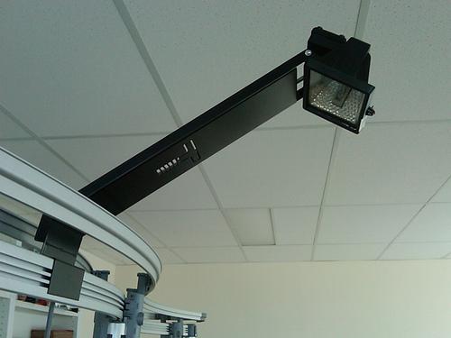 NVP-150W Halogen Spotlight