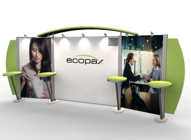 Custom Exhibition Stands VK-1004