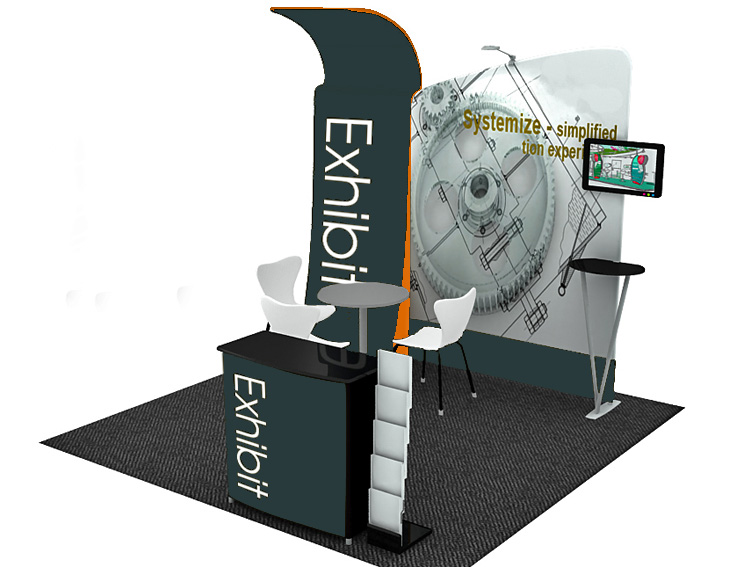 Portable Display Stand EXP-002