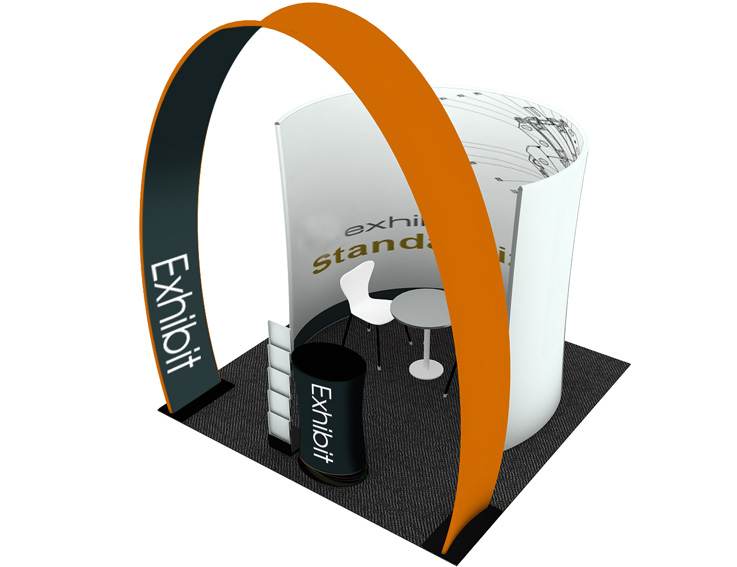 Portable Display Stand EXP-005