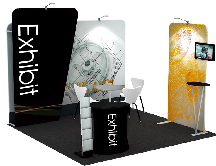 Portable Display Stand EXP-007