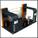 Portable display stand designs