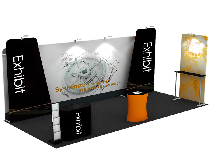 Portable Display Stand EXP-609