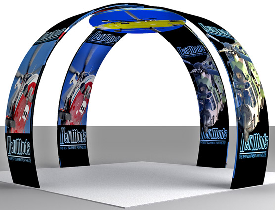 Portable Display Stand EXP-209