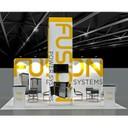 Fusion Portable display stand in Australia