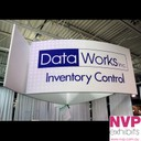 Pinwheel Hanging Banners and signs for exhibitions and trade shows