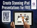 iPresent presentation software for iPad