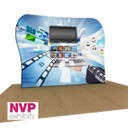 interactive digital kiosk stand