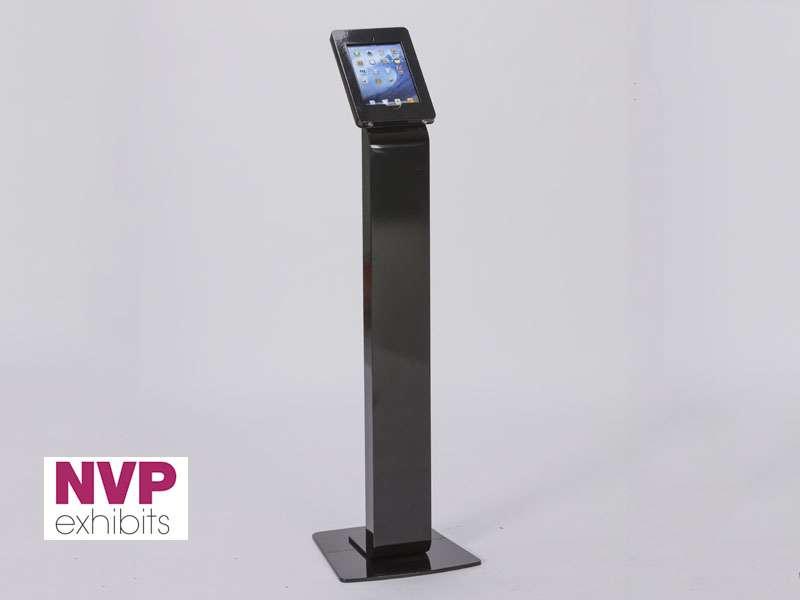 MOD-1312 iPad floor stand-black