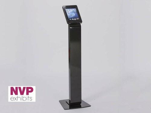 Ipad Exhibition Stand Hire : Mod ipad floor stand black — exhibit exhibition