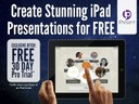 iPresent presentation software for iPad