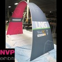 Free Standing Arch for trade show displays