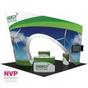 Tension fabric displays and Island Display Stands in Sydney, Melbourne and Brisbane