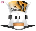 Island Display Stands by NVP Exhibits - Sydney, Melbourne and Brisbane