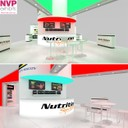 Custom Exhibition Stands by NVP Exhibits