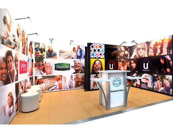 Modular Exhibition Stands NVP-014