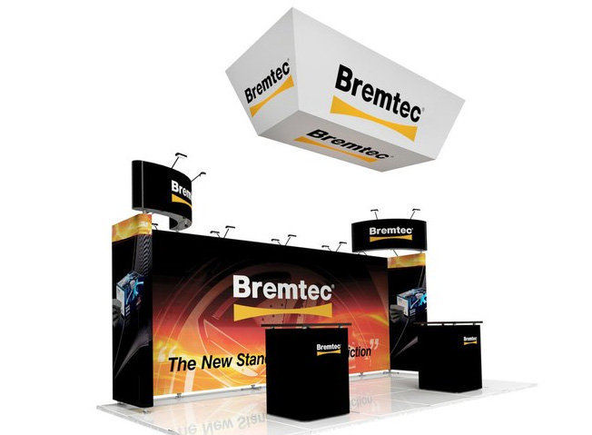 Modular Exhibition Stands NVP-012