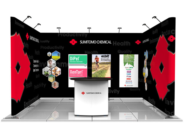 Modular Exhibition Stands NVP-013